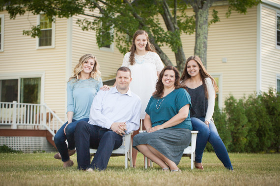 Hutchins Family {Lunenburg, MA}