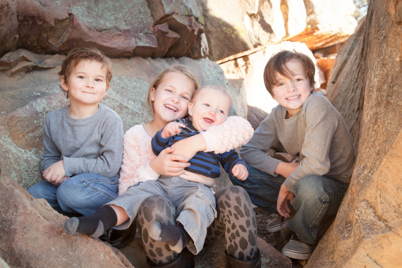 Kaufman Family Mini Session {Fort Collins, CO}
