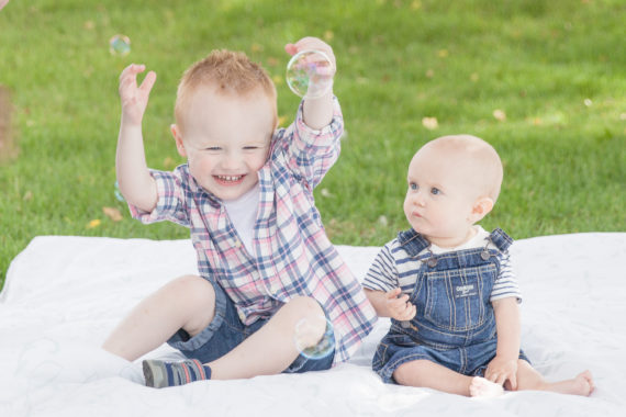 Meehleis Baby and Family Session {Fort Collins, CO}