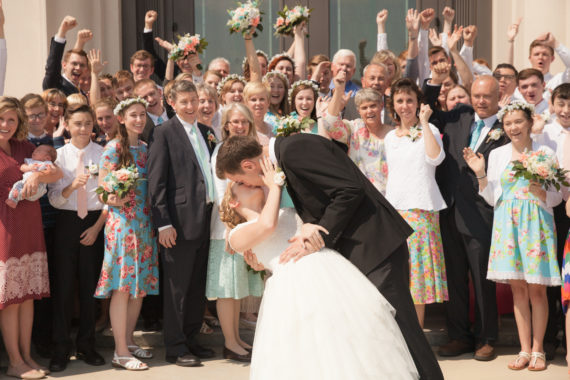 Jacob and Anna {Wedding, Fort Collins, CO Temple}
